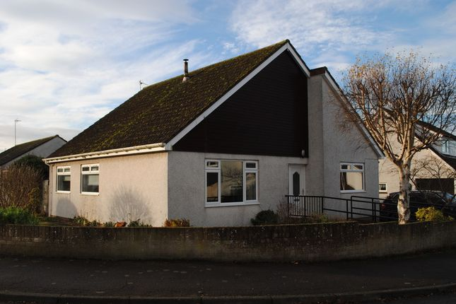 Thumbnail Detached bungalow to rent in Thornton Gardens, Arbroath