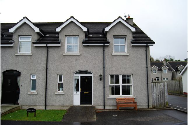 Thumbnail Semi-detached house for sale in Burn Side, Hillsborough
