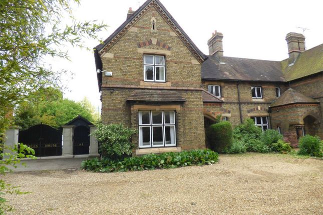 Thumbnail Semi-detached house for sale in Lincoln Road, Peterborough, Cambridgeshire