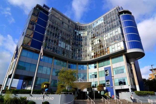 Thumbnail Property for sale in Falcon Wharf, Battersea