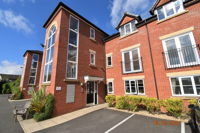 2 bed flat for sale in The Parsonage, Hoade Street, Hindley, Wigan WN2