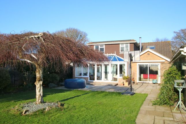 4 bed property for sale in Everton Road, Everton, Lymington, Hampshire