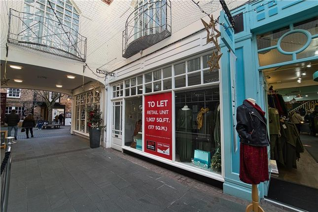 Thumbnail Retail premises for sale in 12 Reindeer Court, Worcester