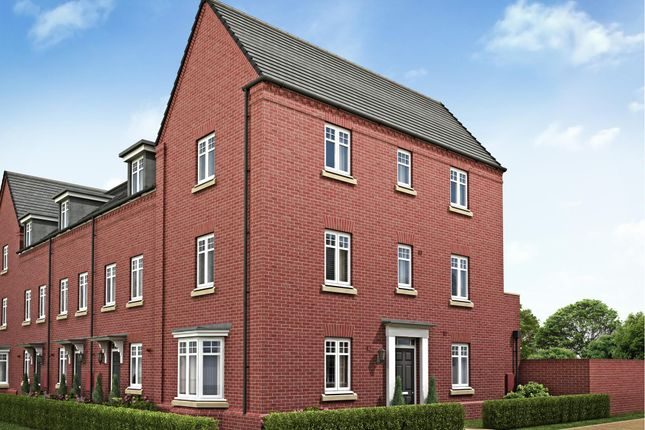 "Thumbnail End terrace house for sale in ""Atherton"" at Sir Williams Lane, Aylsham, Norwich"