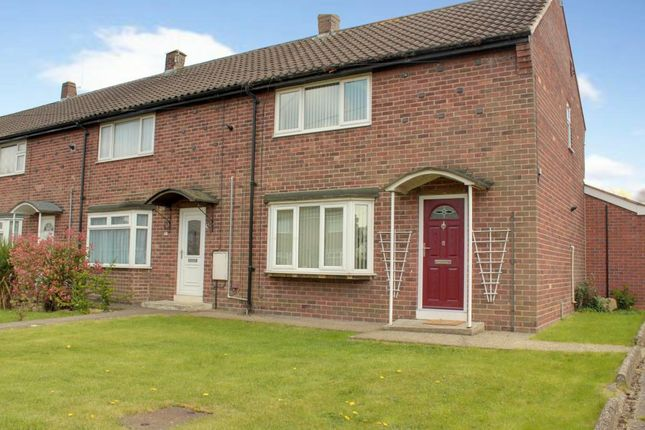 Thumbnail End terrace house for sale in Fotherby Walk, Beverley