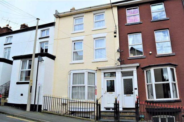 Thumbnail Terraced house for sale in 2, Bay Villas, Bryn Street, Newtown, Powys