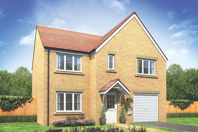 """5 bed detached house for sale in """"The Warwick"""" at Lumley Street, Castleford WF10"""