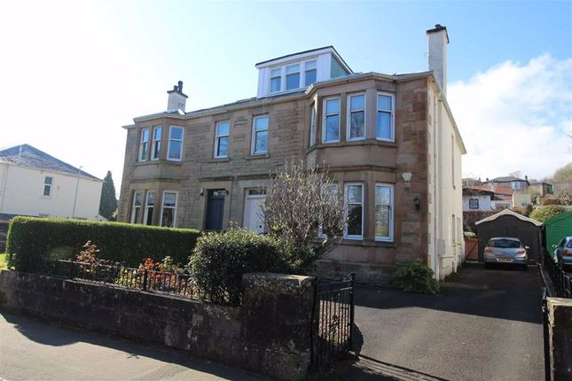 Thumbnail Semi-detached house for sale in Newark Street, Greenock