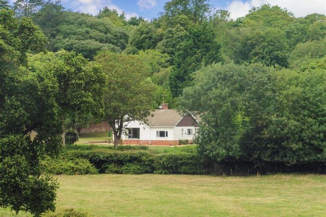 Thumbnail Detached bungalow for sale in Puckpool Hill, Seaview, Isle Of Wight