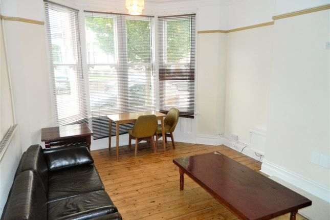 Thumbnail Property to rent in Shirley Road, Roath, Cardiff