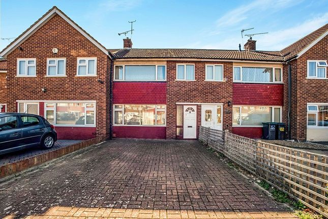 Thumbnail Terraced house to rent in Beaumont Drive, Northfleet, Gravesend