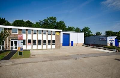 Thumbnail Light industrial to let in Unit G1, Rustington Trading Estate, Dominion Way, Rustington, West Sussex