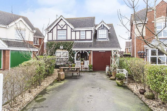 Thumbnail Detached house for sale in Locomotion Court, Eaglescliffe, Stockton-On-Tees
