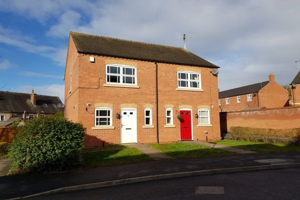 Thumbnail Semi-detached house to rent in Broomfields Close, Tean, Stoke-On-Trent