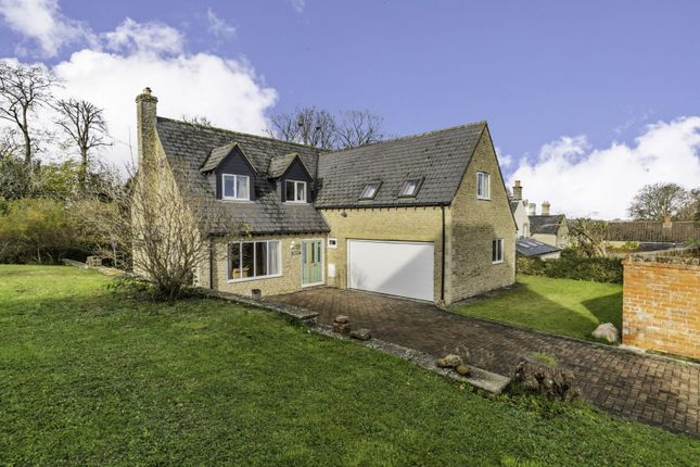 Thumbnail Detached house for sale in The Hill, Bourton