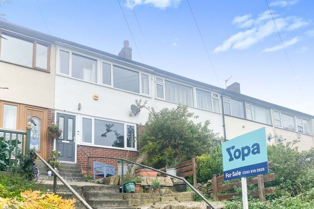 3 bed terraced house for sale in Somerdale Close, Bramley, Leeds LS13