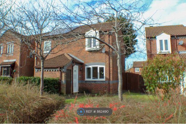 Thumbnail Semi-detached house to rent in Corn Hill, Milton Keynes