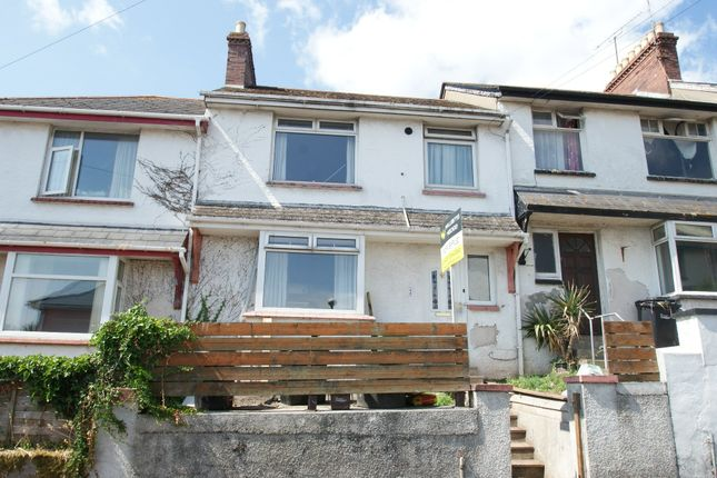 Thumbnail Terraced house for sale in The Gurneys, Paignton
