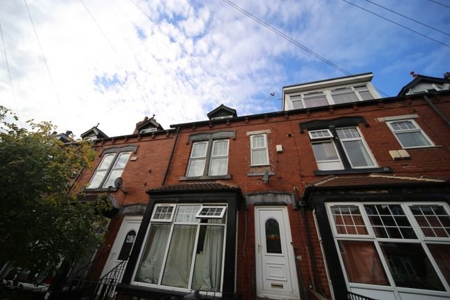Thumbnail Terraced house to rent in Ash Road, Headingley, Leeds