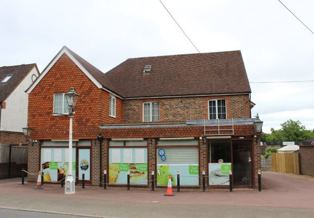 Thumbnail Retail premises for sale in Church Street, Rudgwick