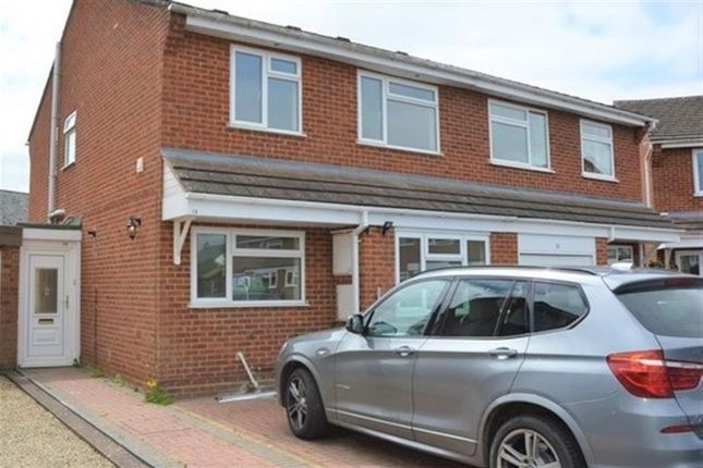 Thumbnail Semi-detached house to rent in The Meadows, Bidford-On-Avon, Alcester