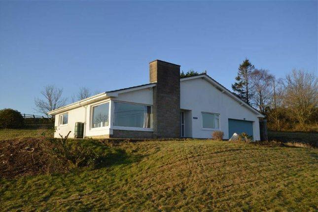 Thumbnail Bungalow for sale in Bryn Hebog, Castell Flemish, Tynreithyn, Tregaron
