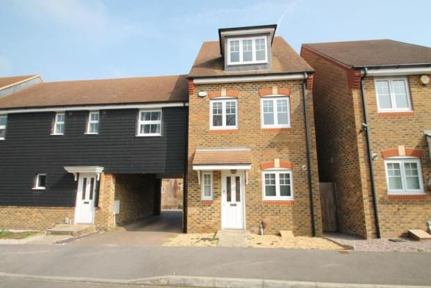 Thumbnail Link-detached house to rent in Ptarmigan Heights, Bracknell