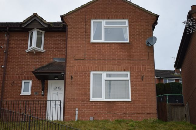 Semi-detached house to rent in Vardon Close, Stafford