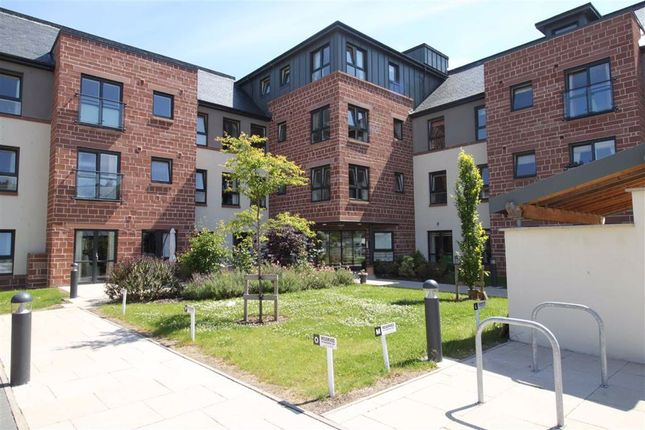 Thumbnail Flat for sale in Oakwood Court, Inverness