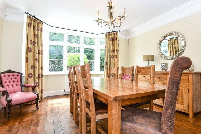 Dining Room of The Flats, Blackwater, Camberley, Surrey GU17