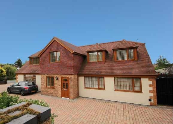 Thumbnail Detached house for sale in Park Drive, Wolverhampton, West Midlands