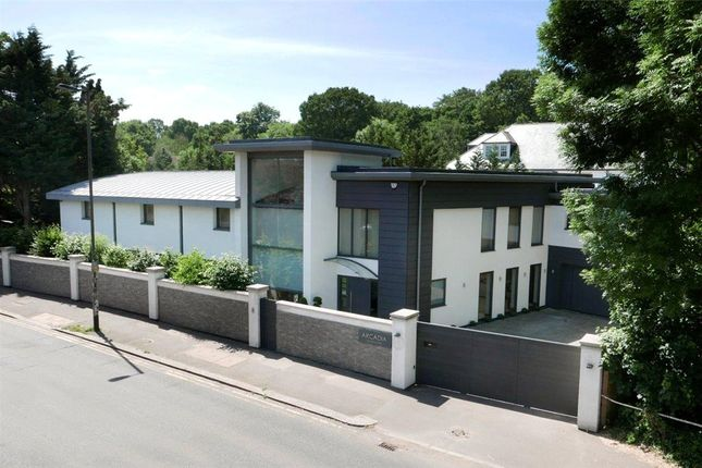 Thumbnail Detached house for sale in Parkside, Wimbledon Common
