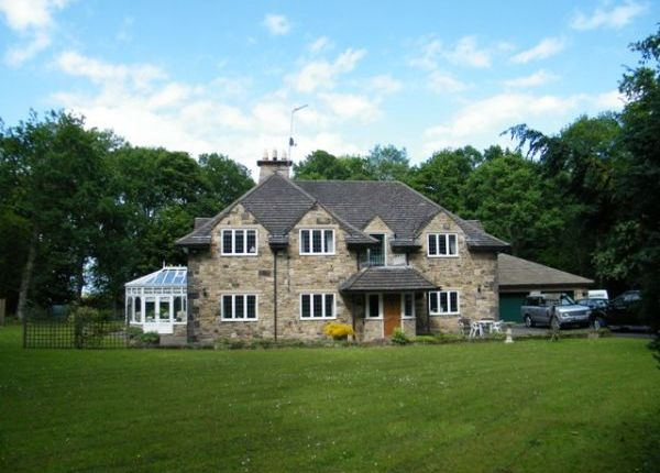 Thumbnail Detached house to rent in Gubeon Wood, Tranwell Wood Morpeth