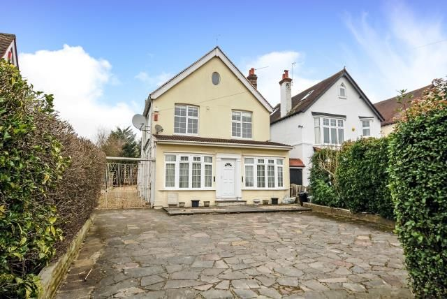 Thumbnail Detached house for sale in Bridle Road, Eastcote, Pinner