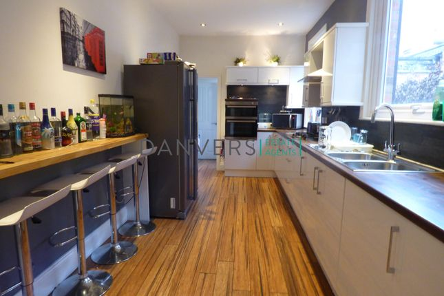 Thumbnail End terrace house to rent in Barclay Street, Leicester