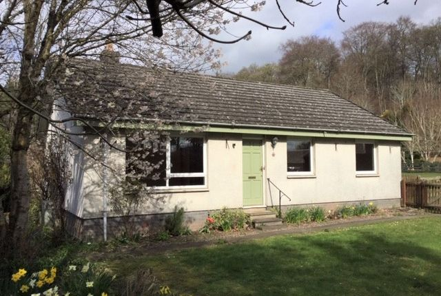 Thumbnail Bungalow to rent in The Bungalow, Earlston, Scottish Borders