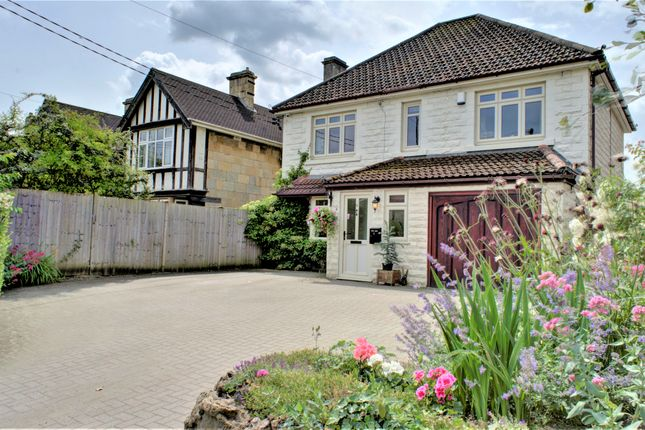 Thumbnail Detached house for sale in Quemerford, Calne