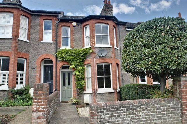 3 bed terraced house for sale in Shrublands Avenue, Berkhamsted, Hertfordshire