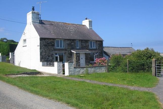 Thumbnail Detached house for sale in Mountain West, Newport, Pembrokeshire