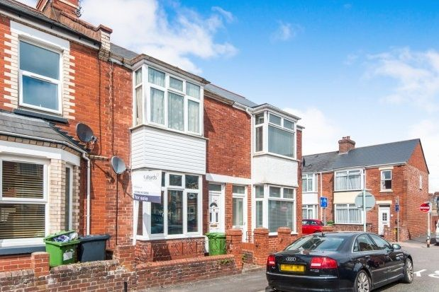 Thumbnail Property to rent in Coleridge Road, St. Thomas, Exeter