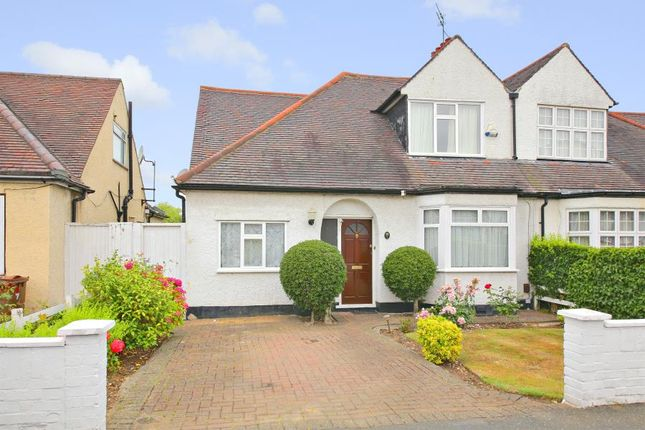 Thumbnail Semi-detached house to rent in The Glen, Village Way, Pinner