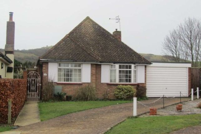 Thumbnail Detached bungalow to rent in Coppice Close, Willingdon, Eastbourne