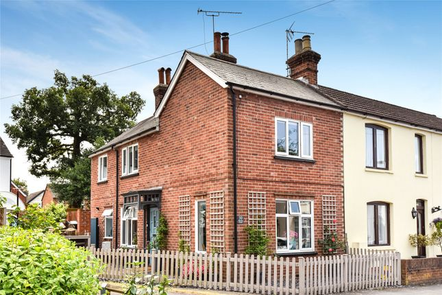 Thumbnail Semi-detached house for sale in Barossa Road, Camberley, Surrey