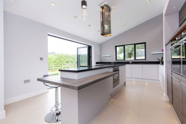 Thumbnail Detached house for sale in Victoria Road, Maesycwmmer, Hengoed