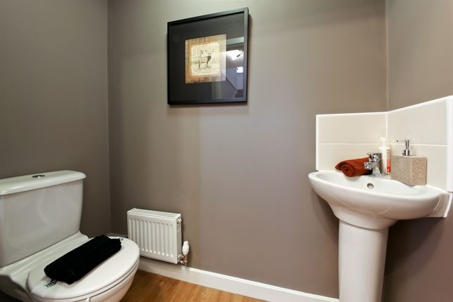 "Thumbnail Detached house for sale in ""The Hatfield"" at Quarry Hill Road, Ilkeston"