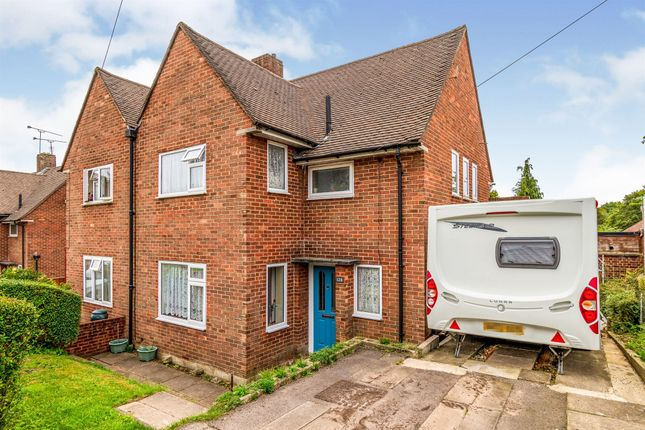 3 bed semi-detached house for sale in Stanmore Lane, Winchester SO22