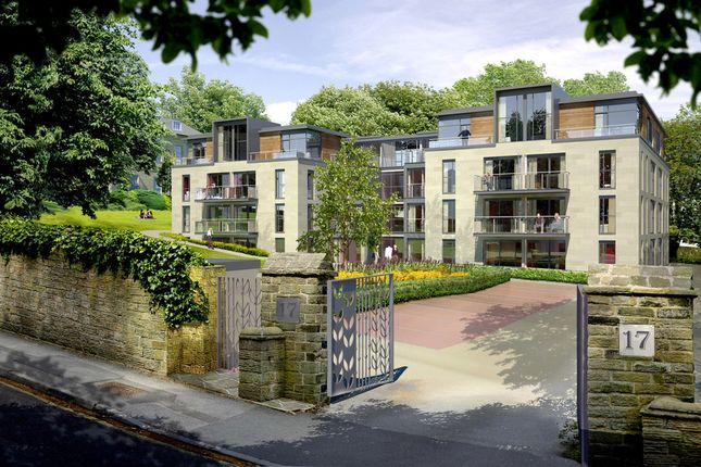 Thumbnail Flat for sale in Broomgrove Gardens, Broomgrove Road