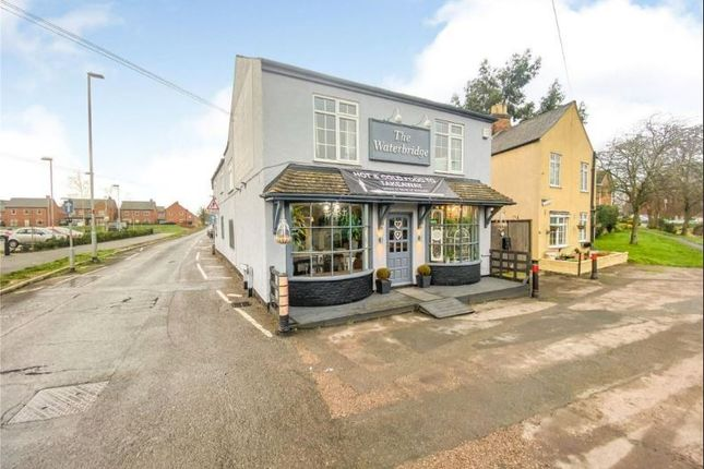 Thumbnail Restaurant/cafe for sale in Brookside, Whetstone, Leicester