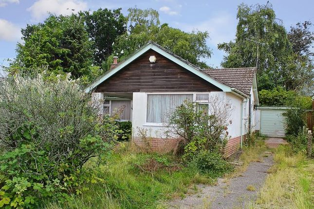 Thumbnail Bungalow for sale in Troon Road, Broadstone
