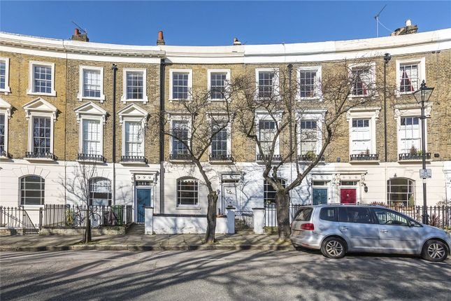 Thumbnail Terraced house for sale in Thornhill Crescent, London